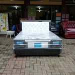 Spring Bed Basic PlusTop + Divan 160